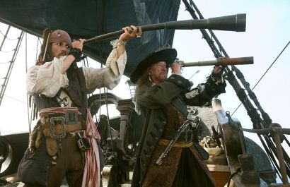 Pirates of the Caribbean: At World's End (Piratas del Caribe: En el fin del mundo)